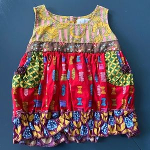 Matilda Jane Paint by Number Dress
